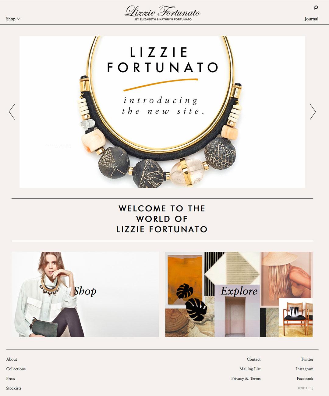 Lizzie Fortunato