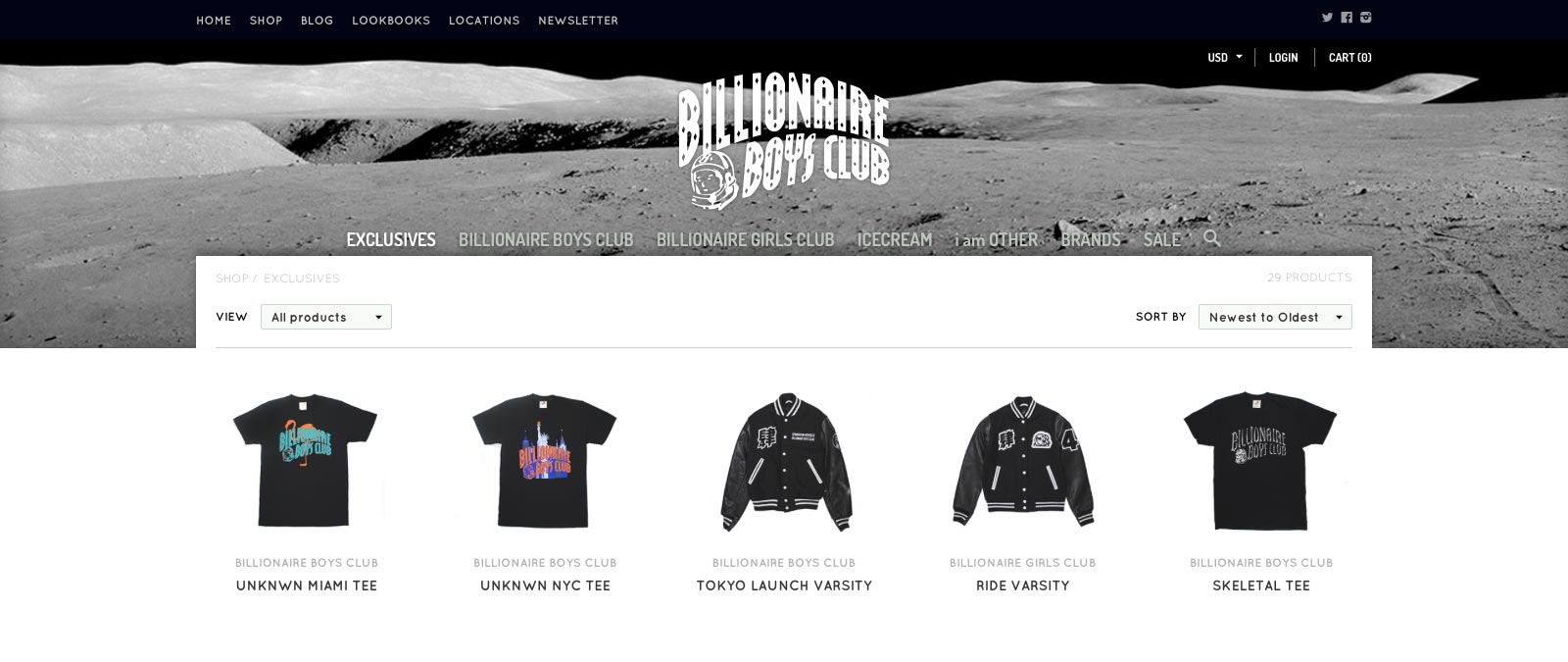 Billionaire Boys Club 2015
