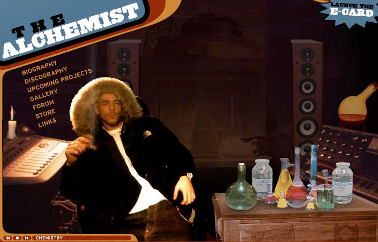 Alchemist - Fishbucket